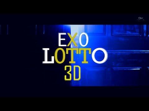 EXO - LOTTO 3D Version (Headphone Needed)