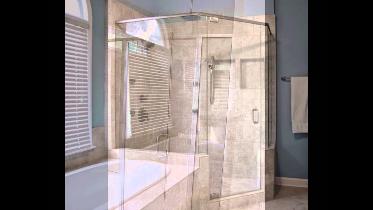 how to clean glass shower doors for your bathroom