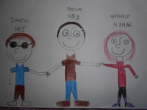 картинки рисунки семья