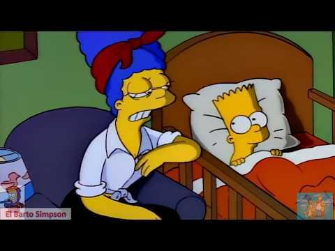 Los Simpson- Bart De BeBe