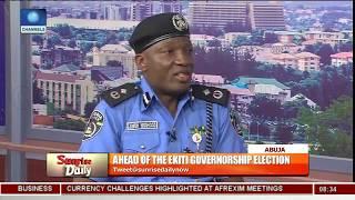 Nigeria Police Force Denies Manhandling Fayose Pt 3   Sunrise Daily  