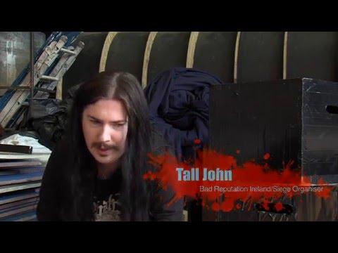 Siege of Limerick Metal Festival Documentary (2016)
