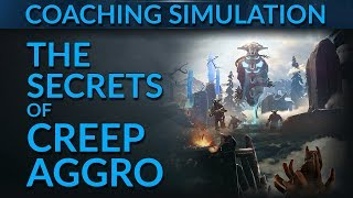 CREEP AGGRO SECRETS REVEALED - Master Dota 2 Mechanics like a PRO | Guide by GameLeap.com