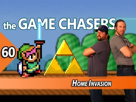 The Game Chasers Ep 60 - Home Invasion