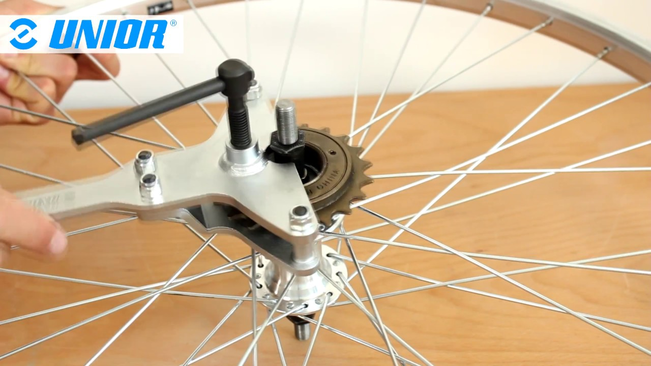 NEW BICYCLE SINGLE SPEED FREEWHEEL REMOVER TOOL 4 SPLINES