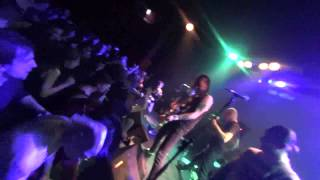 WOLFBRIGADE @Mucchio Selvaggio Fest // 2 May 2015 / Bologna / Italy