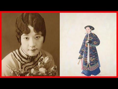 在清朝,怎么判斷一個女人是滿族還是漢族?