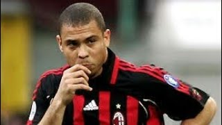 Ronaldo Fenomeno • All Goals For AC Milan 2006-2008
