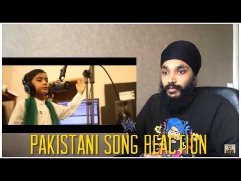 Pakistani Song | Mere Watan ye aqeedaten | by Hammad ali | Punjabi Reaction