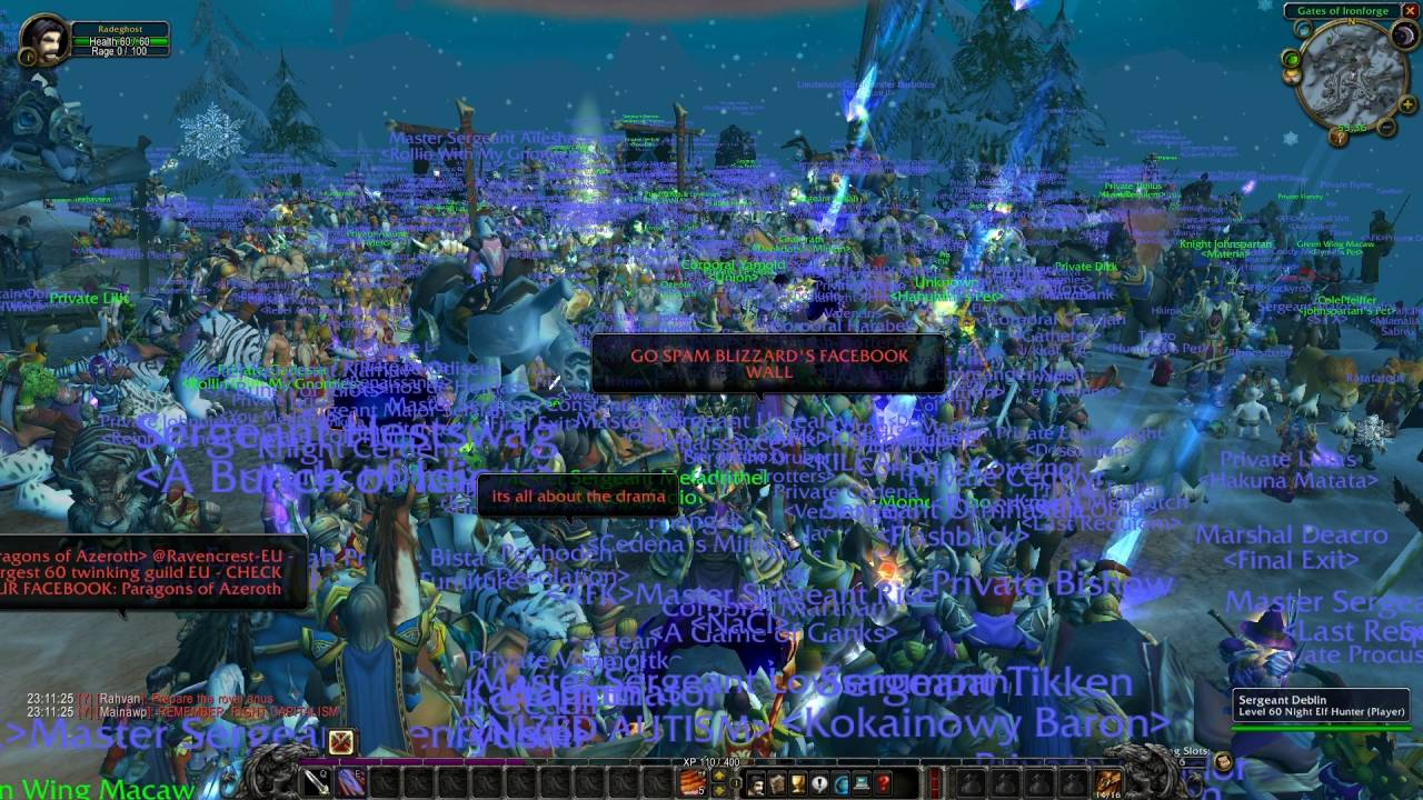 When Does 'WoW Classic' Go Live? Release Time, Server Info