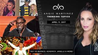 Tiny vs Bernice Burgos Feud on Social Media| Trending Topics
