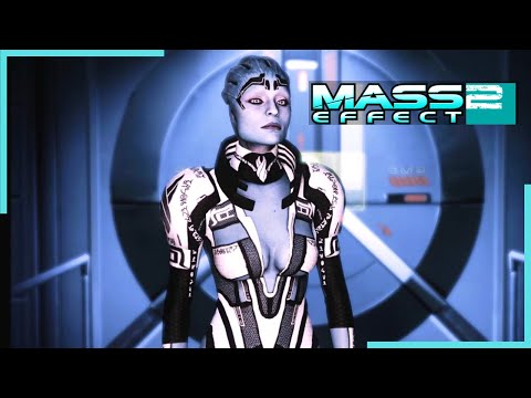 Mass Effect 2: Recruiting Samara w/ENB & Many Mods