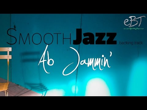 Smooth Jazz Backing Track In Ab Minor | 90 Bpm