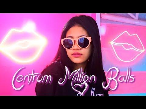 KURANG DARI 1 MENIT // Bikin Video EPIC Di Centrum Million Balls // Bandung // Nikon