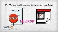 Telekom Handyvertrag kündigen