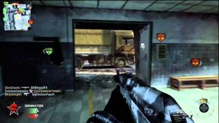 call of duty black ops video 21 51 7 with ak47 ground war domination gameplay on grid