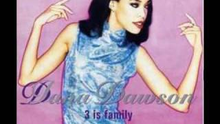 Dana Dawson 3 Is Family [T-Empo Mix]
