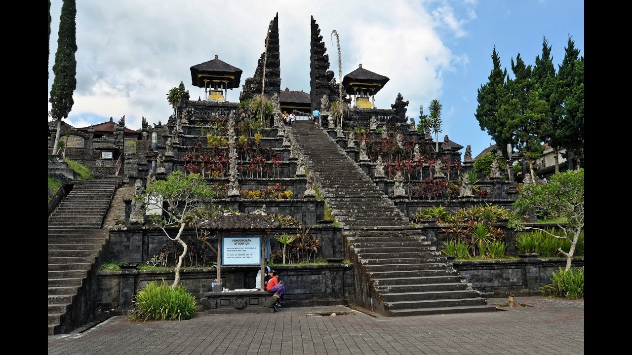 Besakih Temple in Bali - Bali's Mother Temple  |Besakih Temple Bali