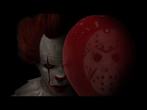 Pennywise (IT) VS Jason Voorhees    Short Film