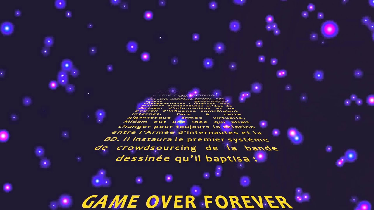 Game Over Forever