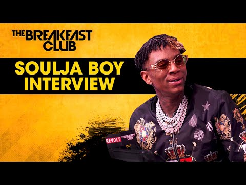 Soulja Boy Talks Why He Took A Break + Life After Last Iconic Breakfast Club Interview
