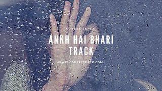 Aankh Hai Bhari Bhari Karaoke Track with Lyrics | Kumar Sanu | Tumse achaa kaun hai - Cover Tracks