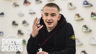 ArrDee Goes Shopping for Sneakers at Kick Game