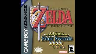 Alternate Staff Roll (Dark World) - The Legend of Zelda: A Link to the Past / Four Swords (GBA)