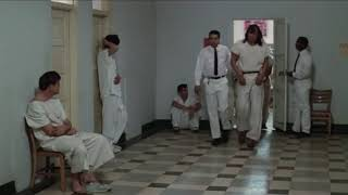 Хочешь жвачку?...отрывок из фильма (Пролетая над гнездом кукушки)1975