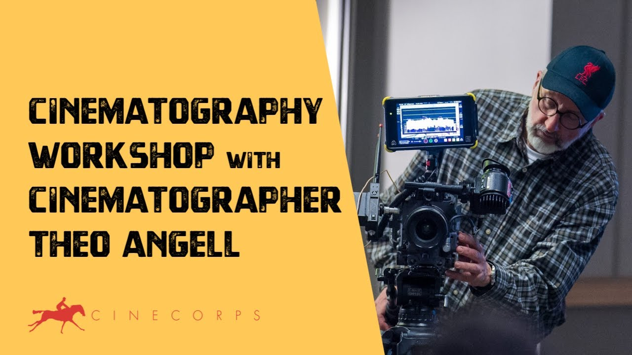 Video of Cinematography Workshop with Cinematographer Theo Angell