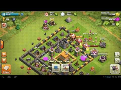 Clash Of Clans Recruiting Strategies