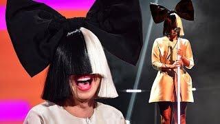 "Sia ""Alive"" Graham Norton Show 11/12/2015"