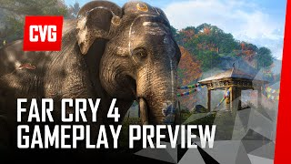 Far Cry 4 gameplay preview