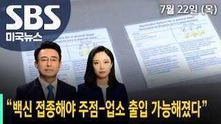 """7월 22일 SBS 뉴스 - 말로만 하는 선거구 단일화..""""공청회 참여는 안해"""""""