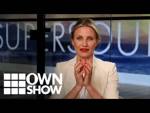 Cameron Diaz: This is Why Meditation is So Powerful   #OWNSHOW   Oprah Online