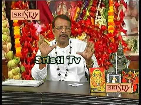 Sristi Tv Plus Jyotish S Kumar 29.04.2018