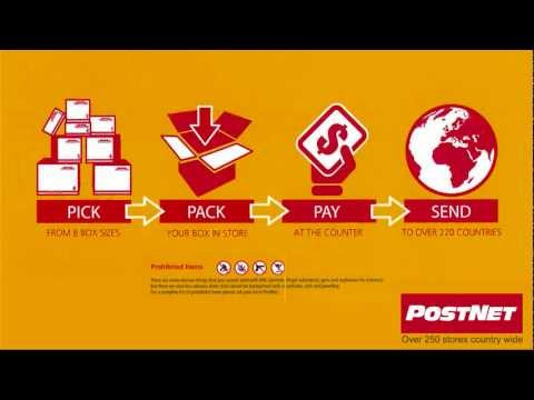 Domestic International Couriers South Africa | PostNet Couriers with DHL | Best Couriers in Africa