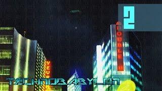 Technobabylon #2 - Suicide City [Walkthrough PC]