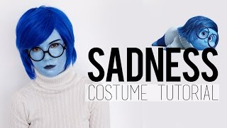 Inside Out - Sadness // Halloween Costume Tutorial!