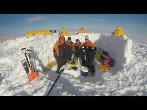 Antarctic Snow Kitchen
