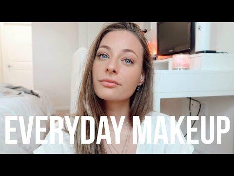 My Natural Everyday Makeup  2019