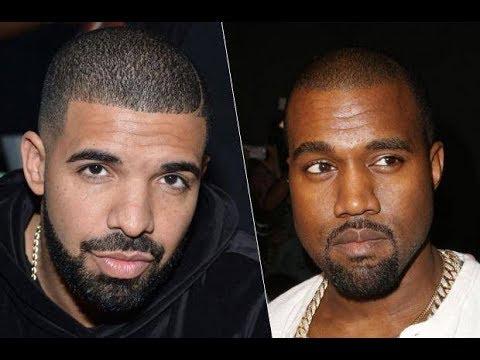 Kanye West & Drake SECRETLY Working On A Song Together?!?!