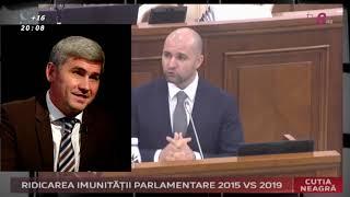 Cutia Neagră Cu Mariana Raţă  Alexandru Jizdan Despre Ridicarea Imunității  19.09.19