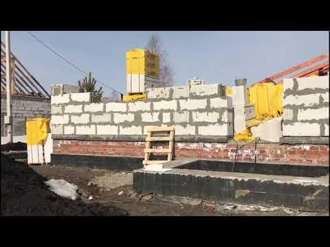Дом из сибита в микрорайоне близкий г. Новосибирск