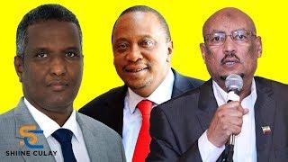 Cabdiraxmaan Cabdishakuur, Kenya iyo Somaliland oo heshiis halis ah galay