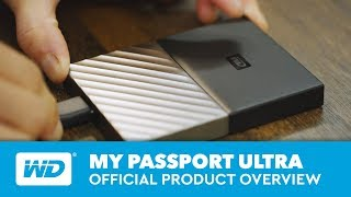 My Passport Ultra | Official Product Overview