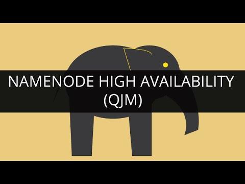 Name Node High Availability With QJM (quorum journal manager) | Edureka