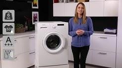 Siemens WM14B262DN vaskemaskine