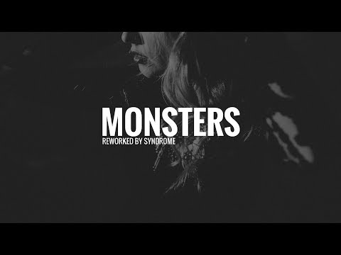 *BEAT WITH HOOK* Sad Piano Rap Instrumental / Monsters (Prod. Syndrome)