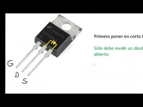 Hablemos sobre Mosfet   SCR   Transistores